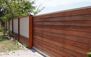Fence Designs Nz Quality fencing balustrades gates commercial industrial fences workwithnaturefo